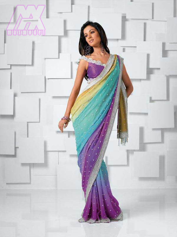 لباس های هندی 2011