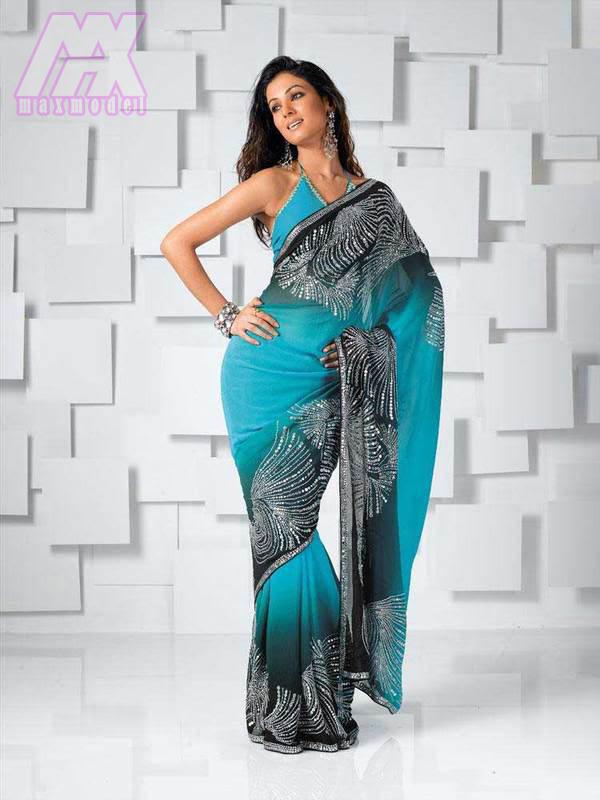 لباس هندی زیبا و جدید 2011